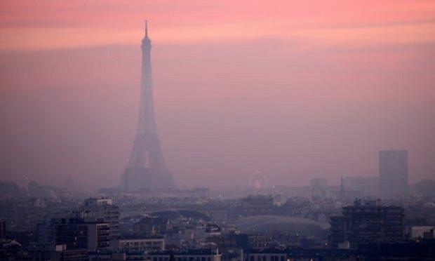 آلودگی هوا عامل مرگ 400هزار نفر در اروپا، بزرگترین خطر سلامت محیطی