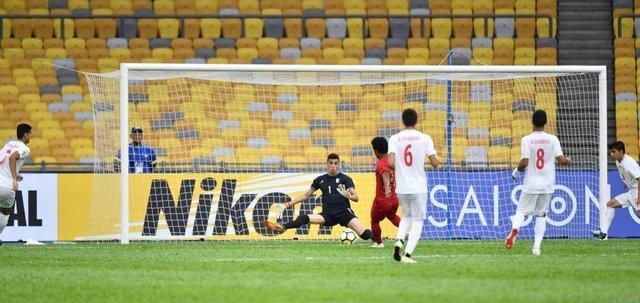 شکست دور از انتظار تیم ملی نوجوانان ایران برابر اندونزی