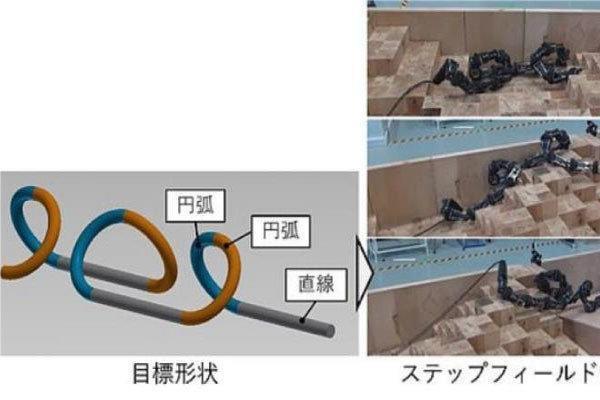 مار رباتیک برای عملیات های نجات ابداع شد
