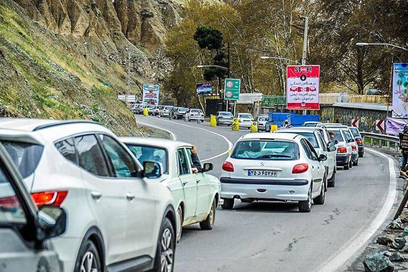 مرکز مدیریت راه های کشور بیان کرد؛ ممنوعیت تردد در محور کرج-مرزن آباد، افزایش 1.3 درصدی ترددها در محورهای برون شهری