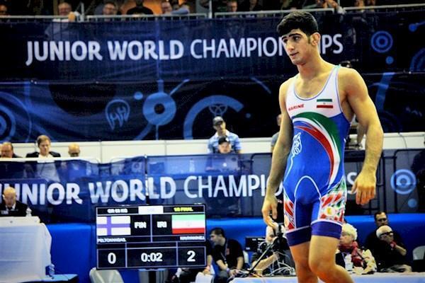 واکنش اتحادیه جهانی به قهرمانی کشتی ایران در امیدها ، کاویانی نژاد و فروتن ستاره های ایران