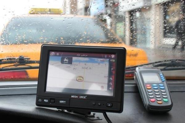 پرداخت الکترونیکی کرایه تاکسی ها در تبریز از ابتدای تیرماه