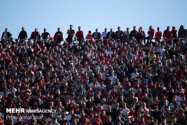 گل پدیده استادیوم آزادی را بهم ریخت