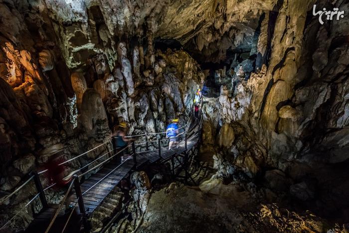 محبوب ترین غارهای زیرزمینی را بشناسید!
