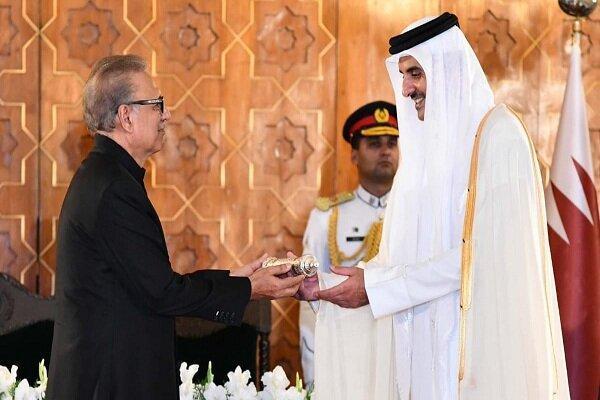 قطر 3 میلیارد دلار در پاکستان سرمایه گذاری خواهد نمود