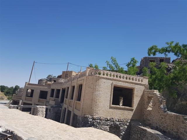 بزرگ ترین اقامتگاه بوم گردی خراسان جنوبی تا سرانجام سال جاری افتتاح می گردد