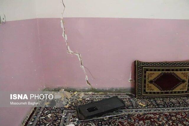 ادامه اسکان اضطراری 15 خانوار زلزله زده مسجدسلیمانی