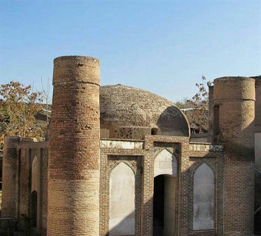 ادامه مراحل مرمت چهارمنار تبریز طبق مستندات تاریخی و استفاده از مصالح منطبق با علم نانو