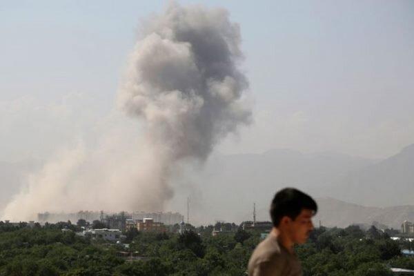 انفجاری مهیب پایتخت افغانستان را لرزاند، 5 کشته و 55 زخمی