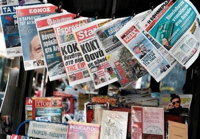 نشریات ترکیه در یک نگاه، آمریکا٬ متفق تقلبیِ ترکیه، داوود اوغلو: از قطار پیاده نشدیم٬ ما را هل دادند