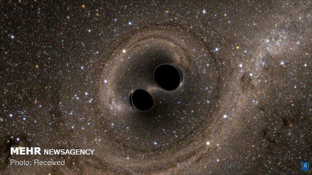 دانشمندان فیلم سیاهچاله را می سازند