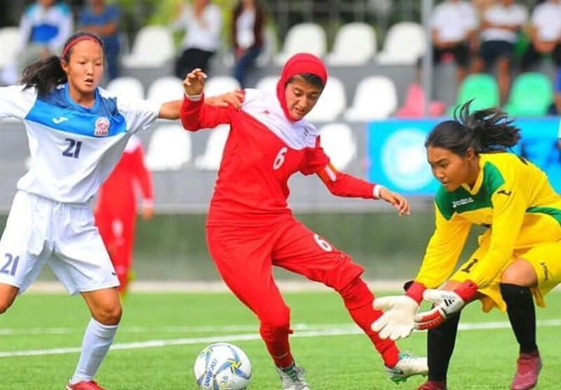 تورنمنت فوتبال زیر 15 سال دختران کافا، ایران با شکست میزبان به مقام قهرمانی رسید