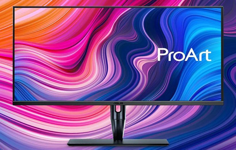 نمایشگر جدید ProArt ایسوس رقیبی قدرتمند برای Pro Display XDR اپل خواهد بود