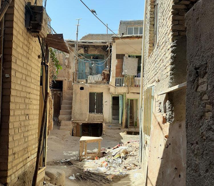 خانه غرشمارهای خراسان در خطر تخریب