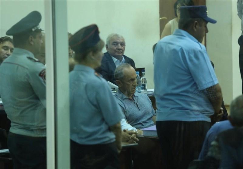 تداوم بازداشت رئیس جمهور سابق ارمنستان؛ درخواست آزادی با قرار وثیقه