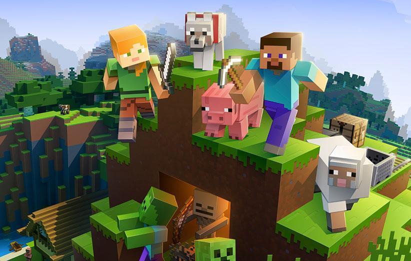 کاربران ماهانه Minecraft از 112 میلیون نفر گذر کرد