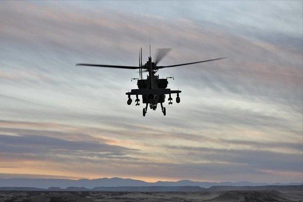4 بالگرد آمریکا و ترکیه بر فراز سوریه به پرواز درآمدند