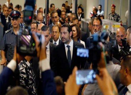 هدیه 16 میلیون دلاری سعد حریری به یک مدل آفریقایی