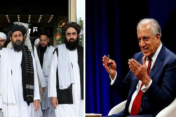 دیدار نمایندگان طالبان با خلیل زاد در پاکستان