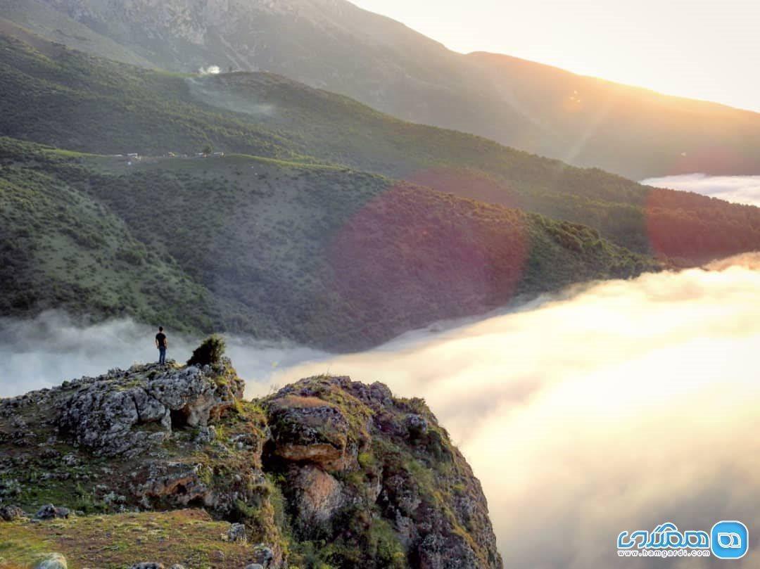روستای جواهر دشت ، عروس دشت های سرزمین ایران