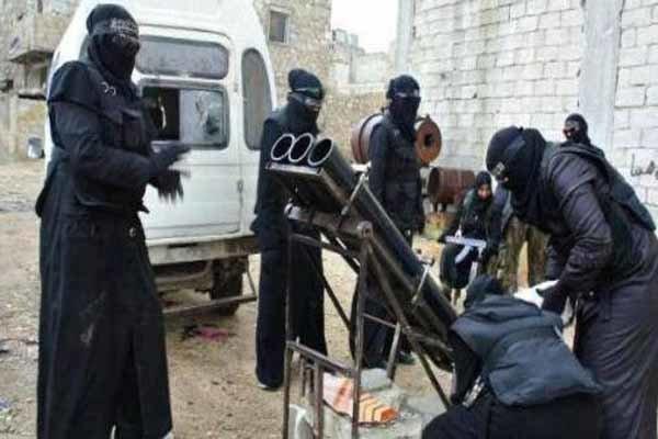 انتقال 250 نفر از زنان داعشی به پایگاه شدادی از سوی آمریکایی ها