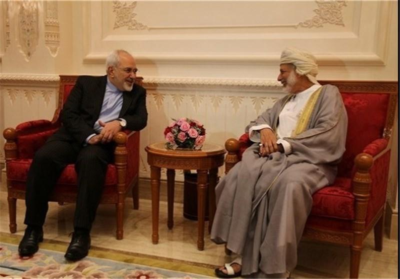 تماس تلفنی وزیر خارجه عمان با ظریف