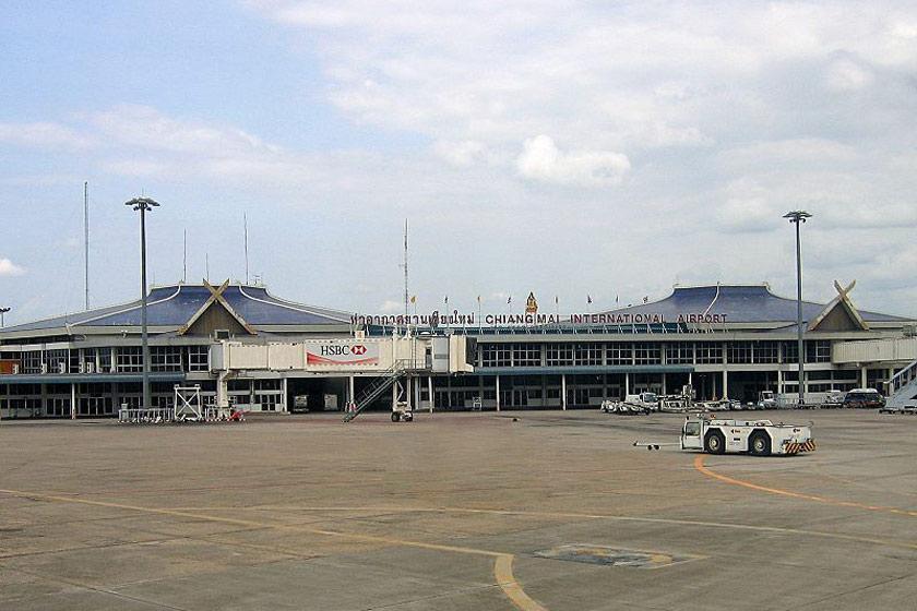 فرودگاه چیانگ مای؛ تایلند