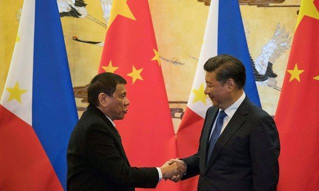 پکن و مانیل درباره دریای چین جنوبی به مذاکره می نشینند