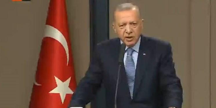 اردوغان خطاب به کشورهای غربی: شما که عامل کشتار 50 میلیون نفرید ما را نصیحت نکنید
