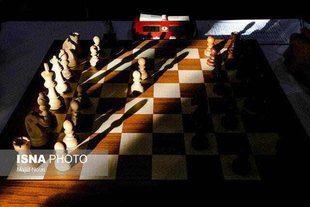 مسابقات شطرنج آزاد کشوری در قوچان انتها یافت