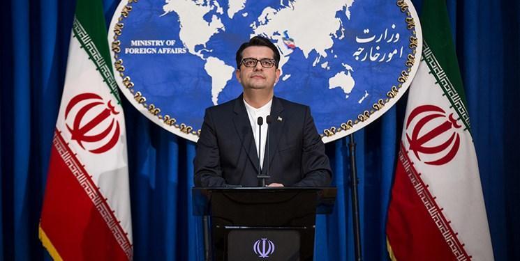 موسوی: جمهوری اسلامی ایران تحولات عراق را با دقت دنبال می کند