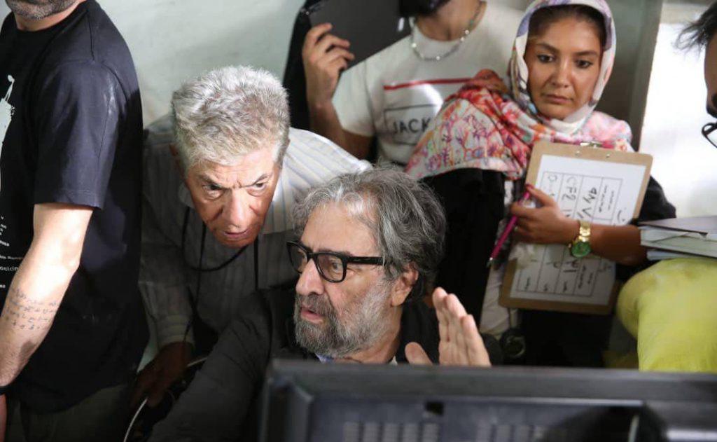 فیلم خون شد مسعود کیمیایی در سرانجام فیلمبرداری