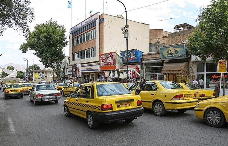 اعلام سهمیه بنزین تاکسی های درون شهری و بین شهری، دوگانه سوز بین شهری 450 لیتر و تک سوز 750 لیتر