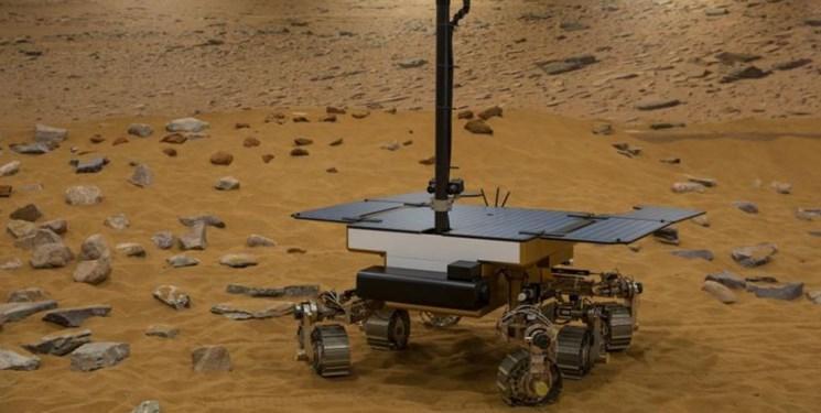 کوشش اروپایی ها برای تعمیر ربات مریخ نورد