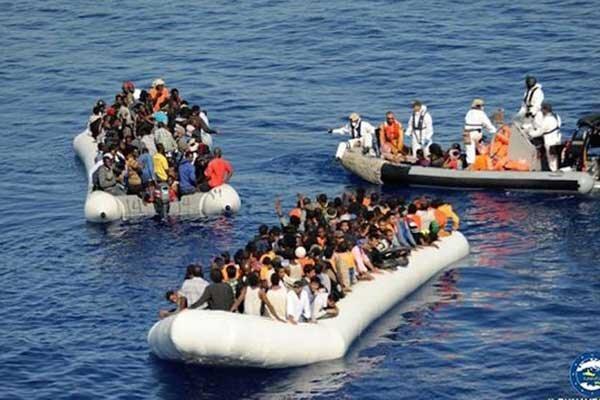 بازداشت 50 مهاجر غیرقانونی توسط مرزبانی انگلیس ، ایرانی هم هست