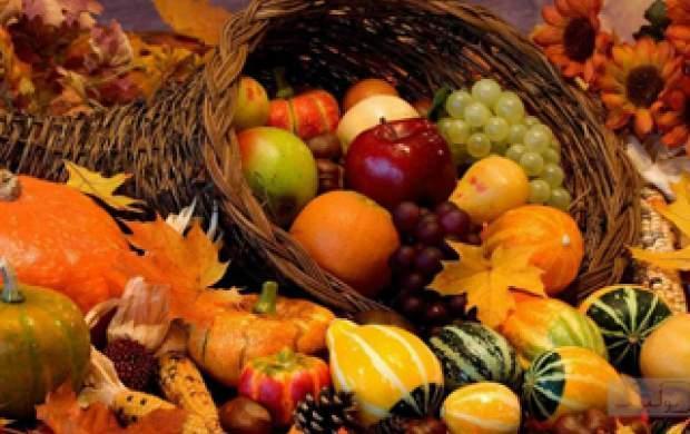آشنایی با میوه های مفید پاییزی