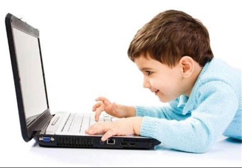 92 درصد والدین به کودک آنلاین نظارت ندارند