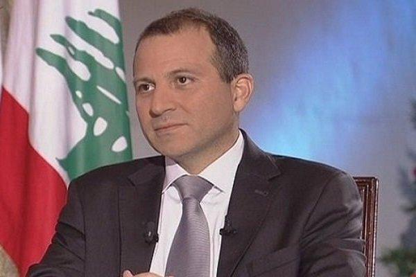 تاکید باسیل بر مشارکت تمام گروه های لبنانی در فرایند تشکیل کابینه