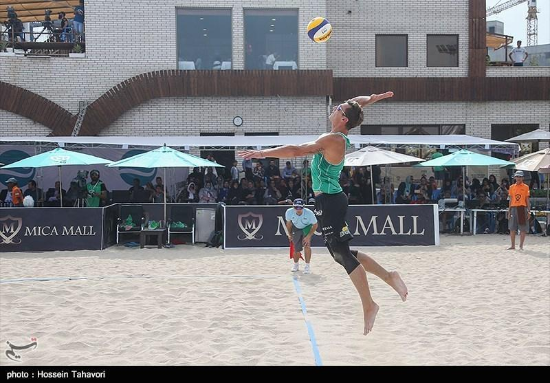 تور والیبال ساحلی تایلند، نمایندگان ایران به یک چهارم نهایی رسیدند