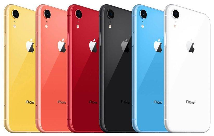 آیفون XR پرفروش ترین گوشی سه ماهه سوم 2019 بوده است