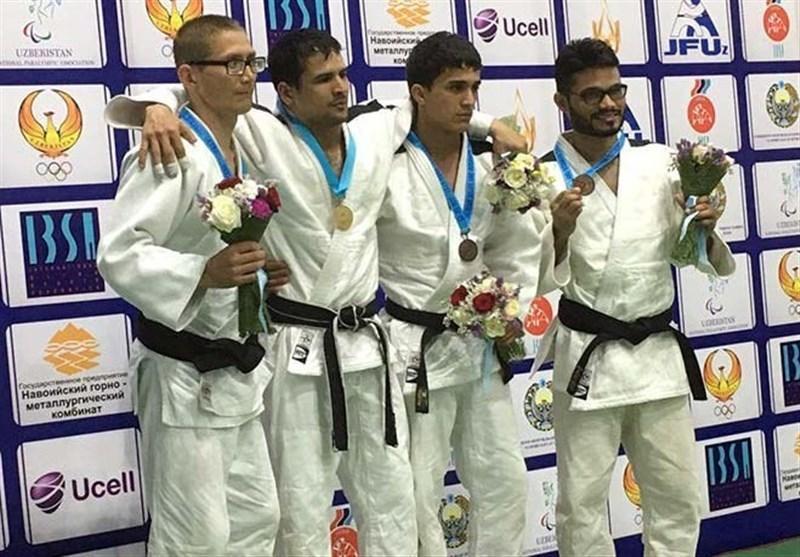 2 مدال برای جودوکاران ایران در روز نخست مسابقات نابینایان و کم بینایان قهرمانی آسیا