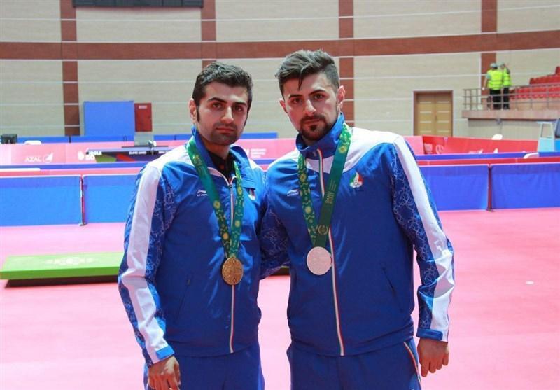 تعداد پینگ پنگ بازان ایران در کاپ آسیا به 3 نفر رسید