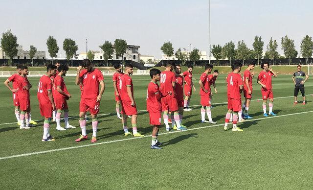 زمان مراسم بدرقه تیم ملی امید تعیین شد