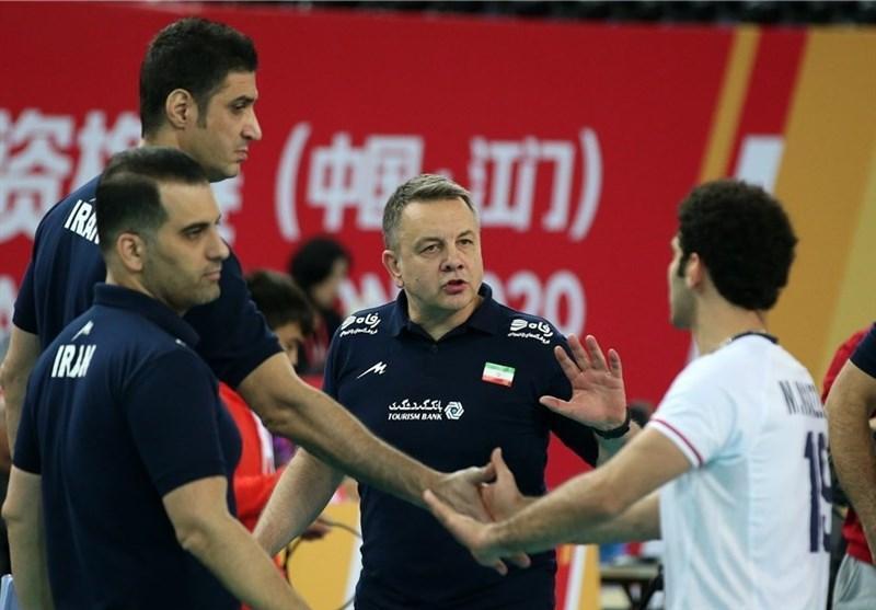 کولاکوویچ: قزاقستان در ست نخست ما را شگفت زده کرد، همه بازی ها برای ما مهم است