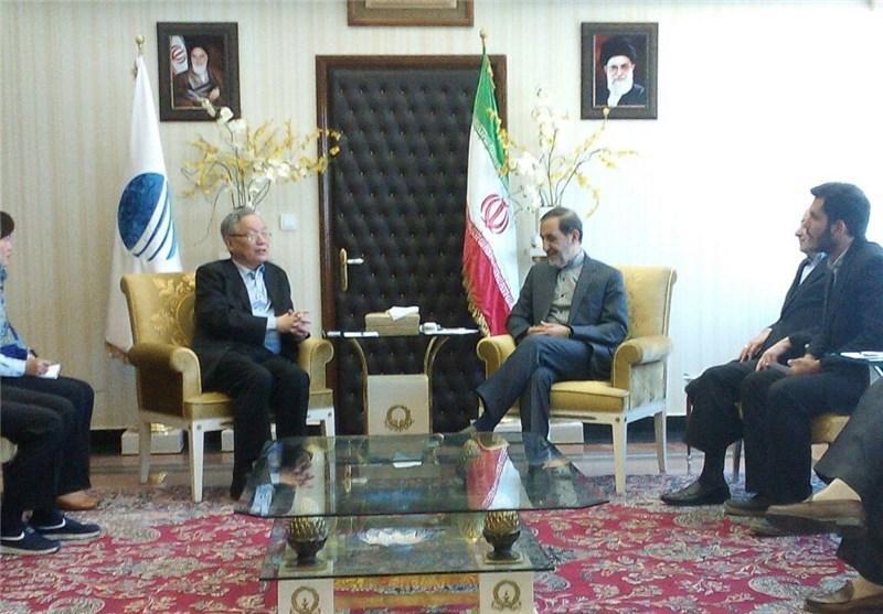 زمینه توسعه روابط میان ایران و چین آماده است