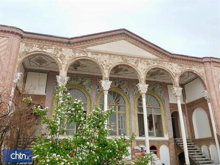 پیشرفت 70درصدی مرمت و بازسازی خانه تاریخی سرخه ای تبریز