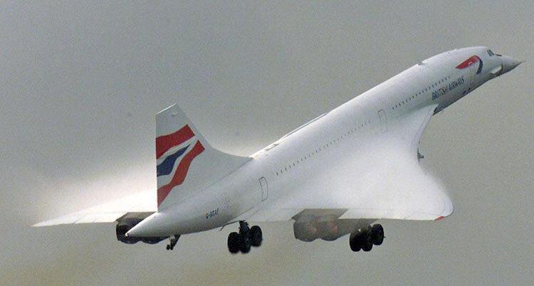 نیویورک تا لندن کمتر از پنج ساعت ، رکورد پرواز کنکورد شکسته نشد