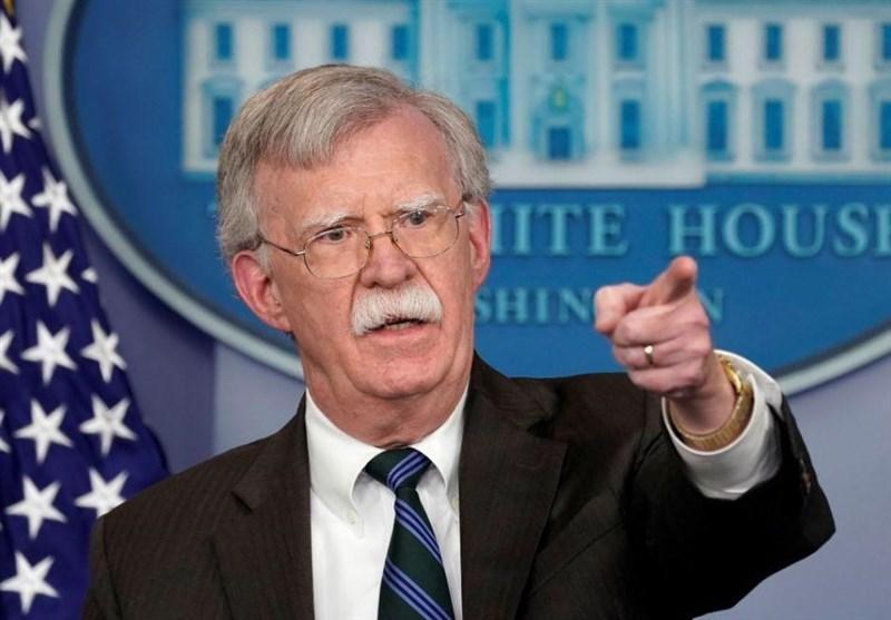 انتقاد بولتون از سیاست خارجی دولت ترامپ در قبال ایران