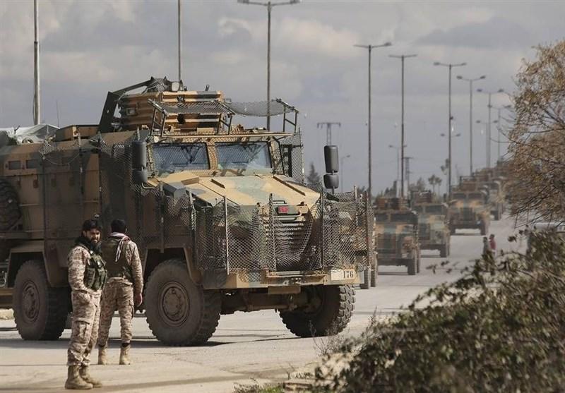 تکذیب خبر حمله نیروی هوایی روسیه به کاروان نظامی ترکیه در ادلب