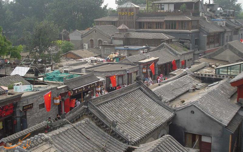هاتونگ، محله ای با خانه هایی تاریخی در مرکز پکن!